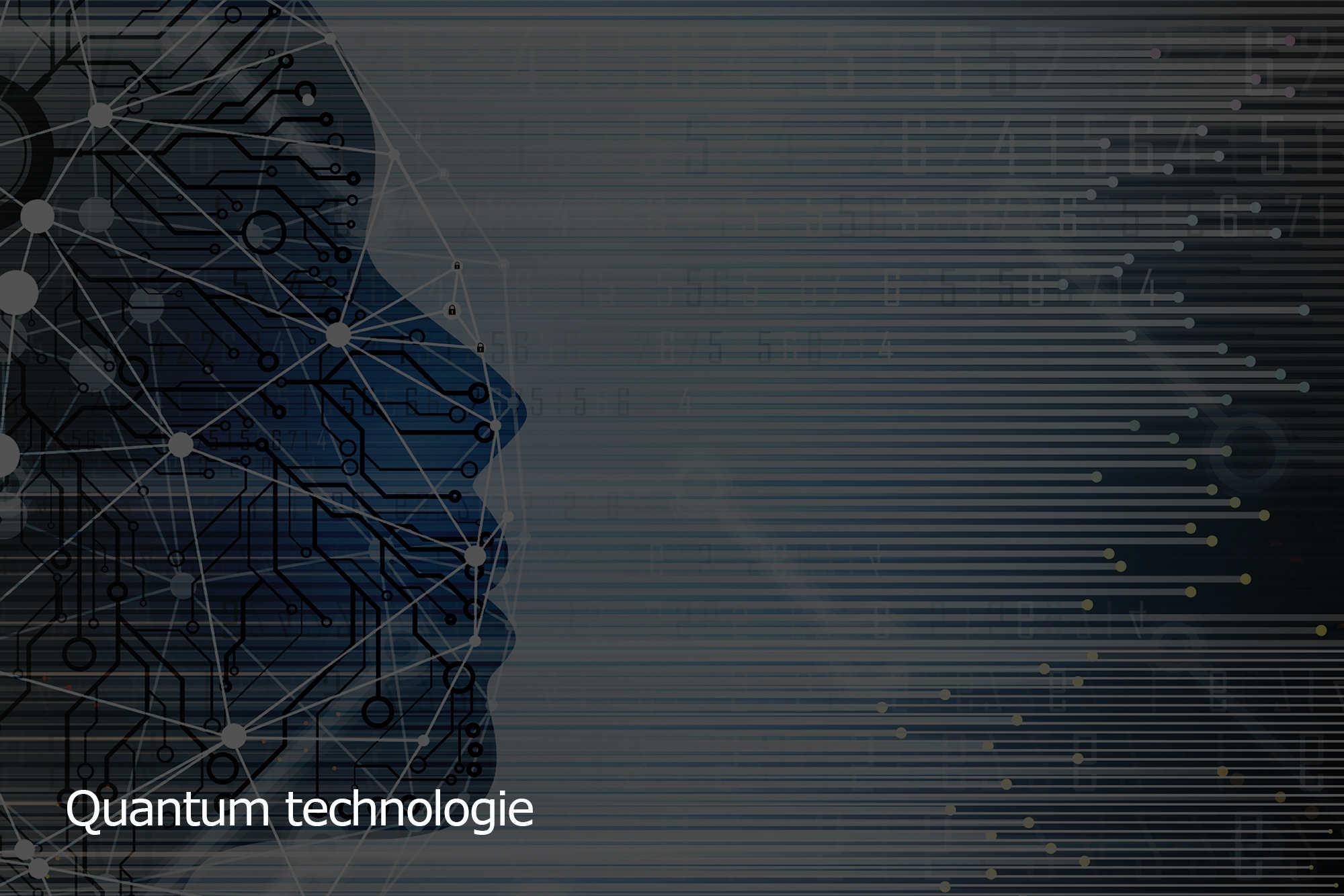 Quantum technologie